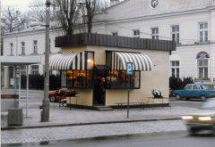 Pawilon przy ul. Św. Wincentego 83 (1991r.)